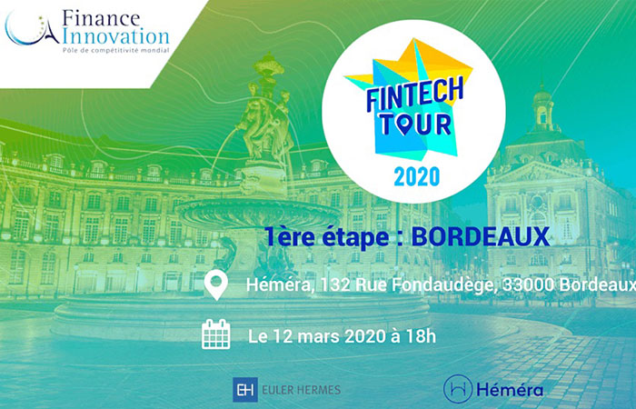 L'Observatoire de la Fintech au rendez-vous du Fintech Tour Lille
